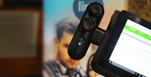 linx vision hands on mem 4