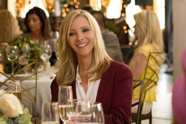 joining the cast Lisa Kudrow