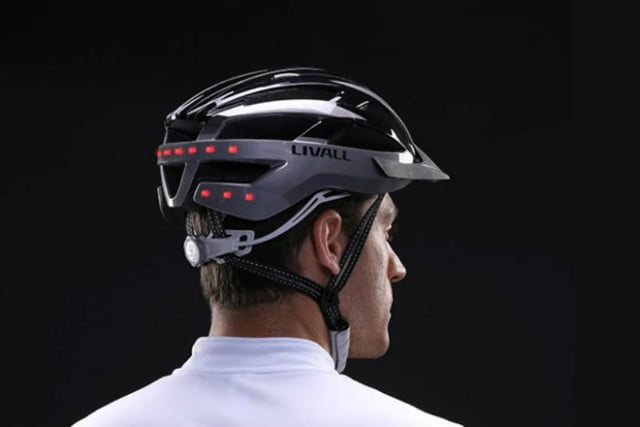 livall smart cycling helmet road and mountain v3
