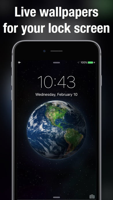 daily ios app sales live wallpapers