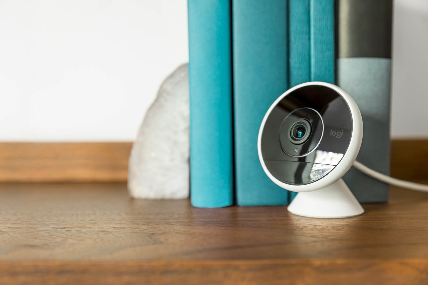 6242a0a0f4f Logitech's versatile Circle 2 security camera can monitor indoors or  outdoors