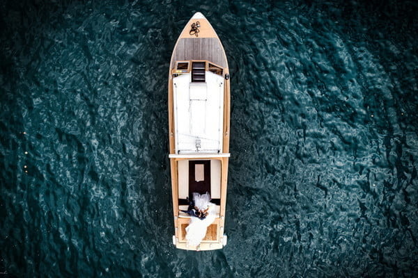 best drone photos love boat