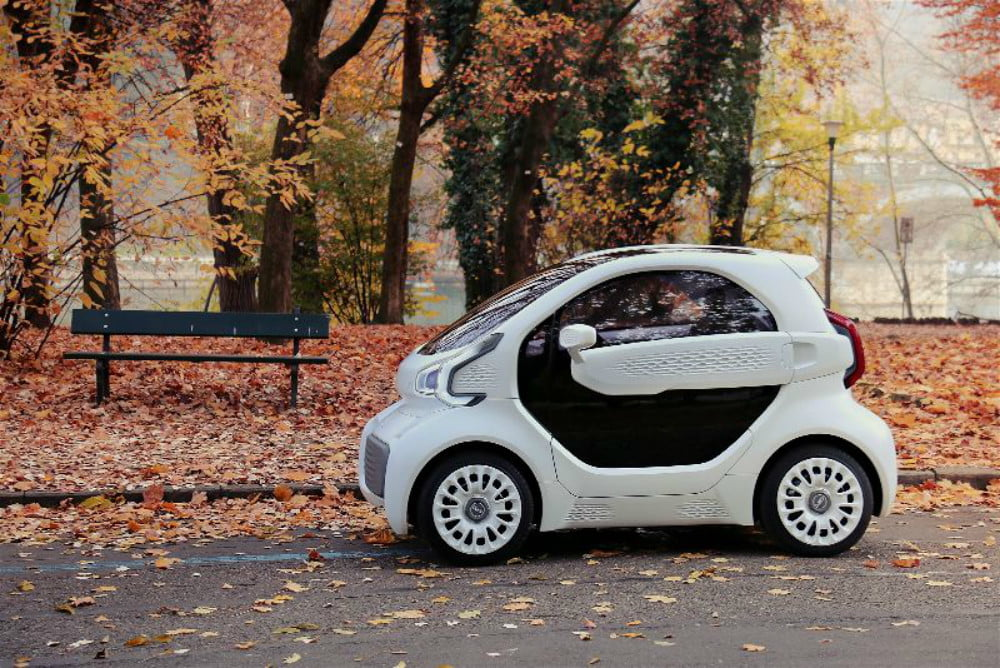 3D Printed in 3 Days, LSEV Electric Car to Sell For $10,000 ...