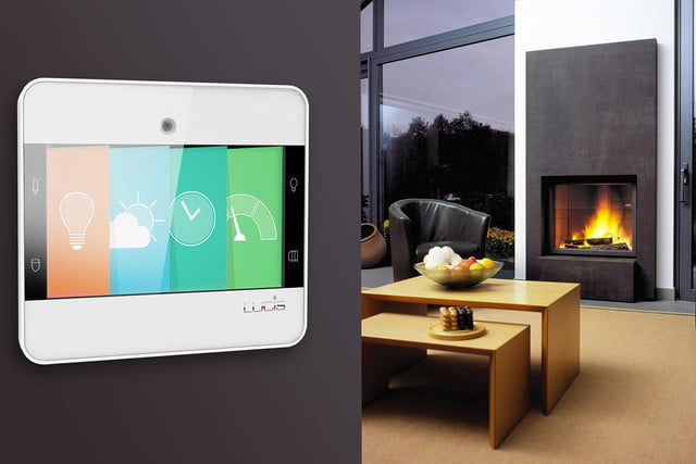 get a weather alert then use the intercom to tell your wife grab an umbrella with this smart home hub lucisnubryte1119br