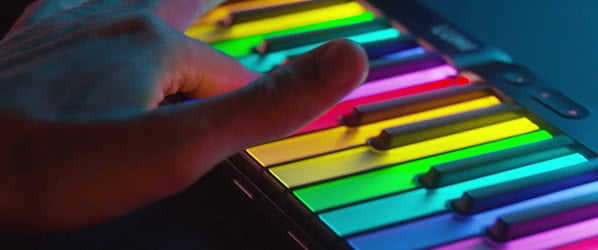 Awesome Tech You Can't Buy Yet: Illuminated keyboards and a retro gaming console