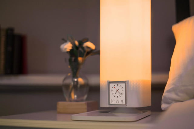 luzi smart lamp is a voice activated wireless charger 5