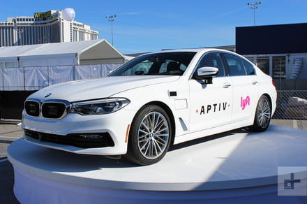Top car trends of CES 2018
