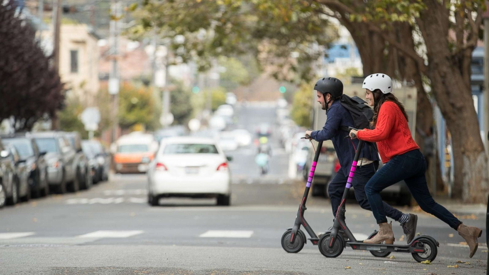 Lyft Has Just Launched Its First App-based Scooter Service | Digital