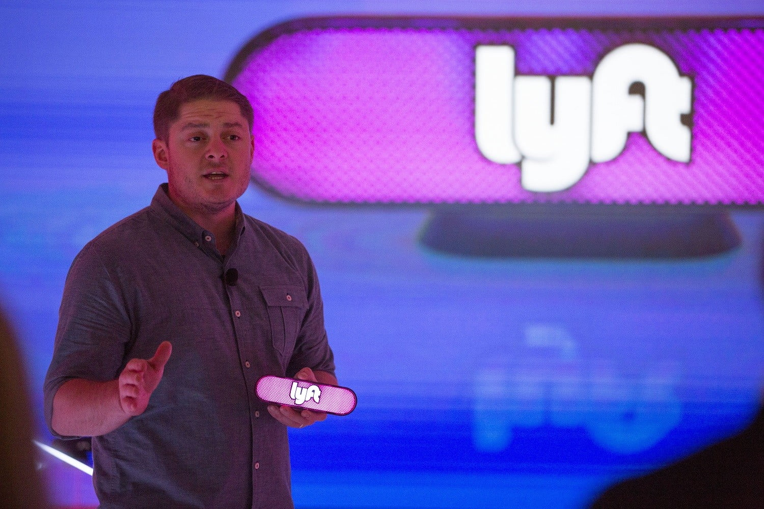 How To Get Lyft Amp >> Lyft Is Changing The Way You Find Your Ride With Amp Digital Trends