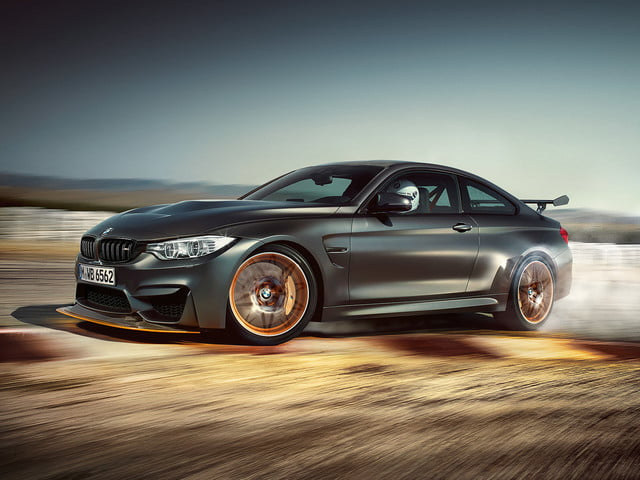 Bmw M4 Gts Nurburgring Video Water Injection Digital Trends