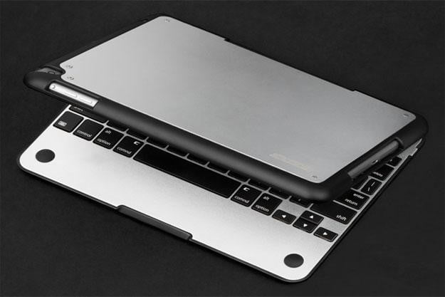 this ipad air case aims to turn your tablet into an ios macbook cruxcase cruxencore kickstarter mac 5