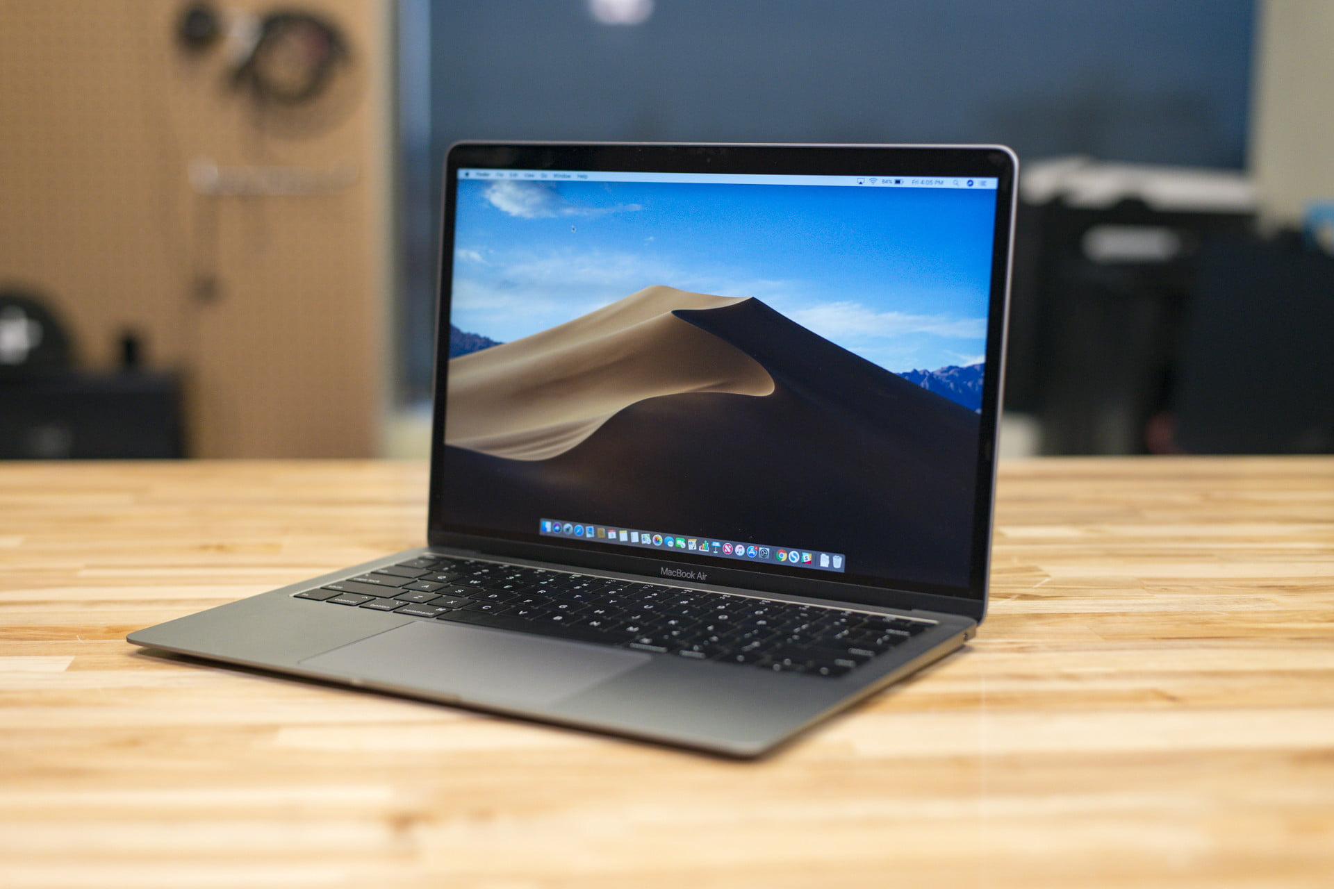 mac air solid state drive review