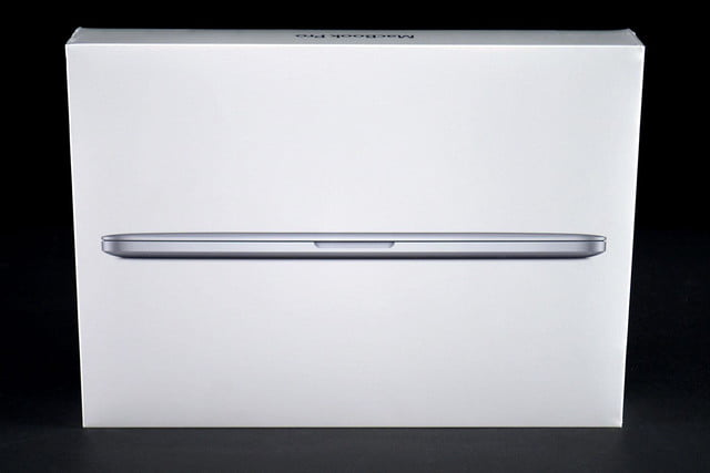 MacBook Pro 13 2013 box front