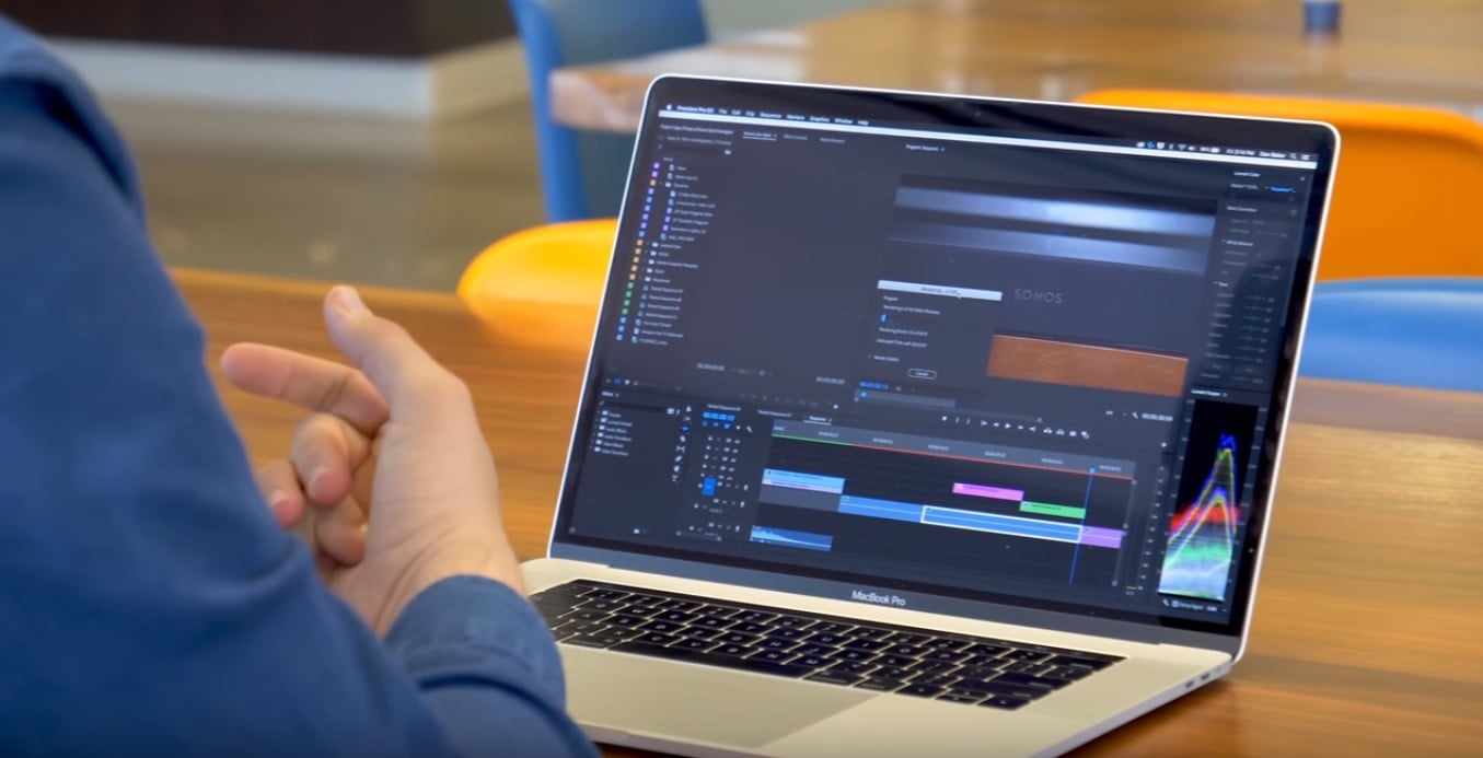 best laptops for video editing macbook pro 15 2