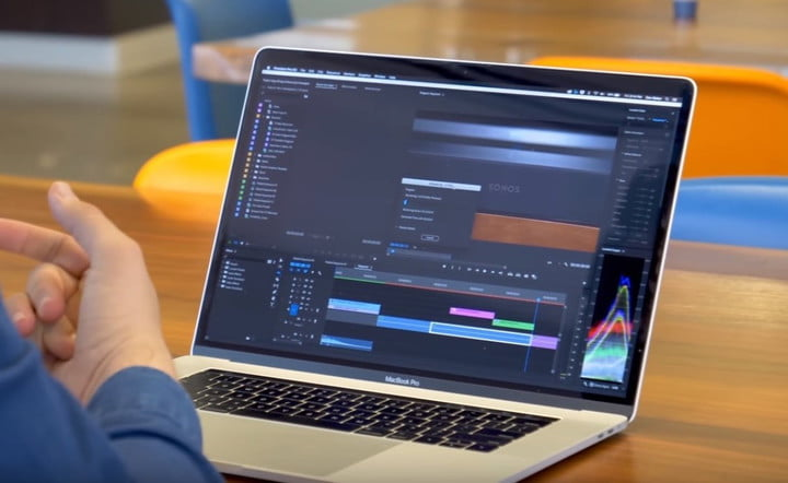 best laptops for video editing macbook pro 15 3