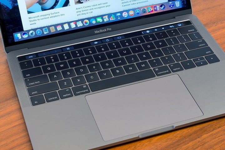 macbook pro 13 inch non touch bar vs 15 2016 keyboard 1200x9999