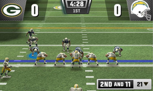 madden nfl football 3ds 11