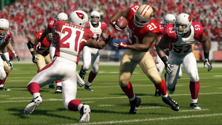 reputable site 26e36 aaf8c madden nfl may be broken heres how wed fix it 13 frank gore