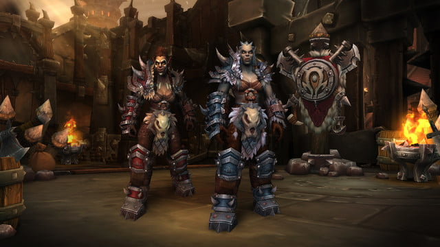 world of warcraft allied races guide mag har armor