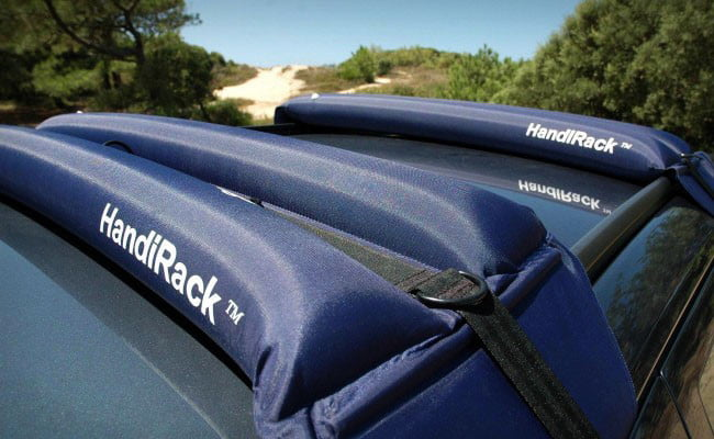 Malone Handirack Inflatable Roof Rack Makes Your Compact Car More Fun Gear  Patrol