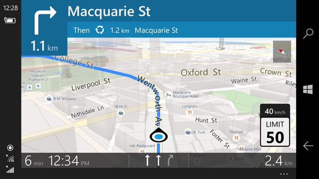 microsoft maps update bus stop reminders maps01