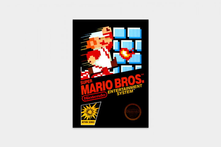 best nes games ever mario cover