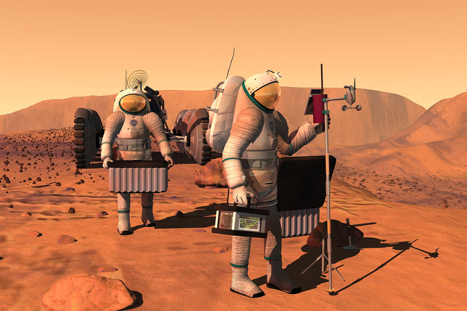 Here's All the Past, Present, and Future Missions to Mars ...