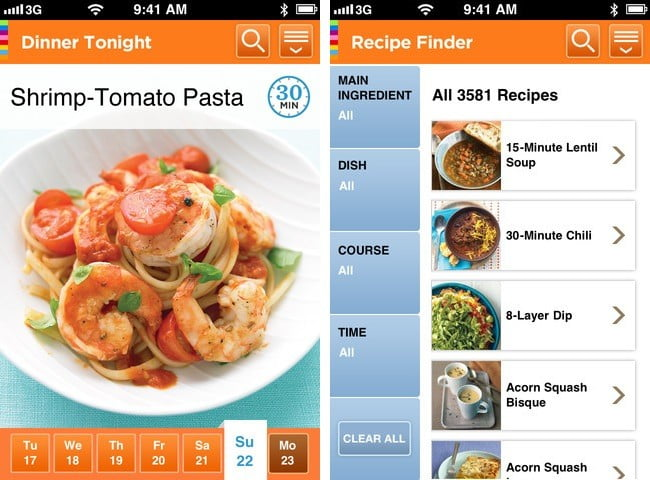Top 10 best iphone food apps digital trends top 10 best iphone food apps martha1 forumfinder Image collections