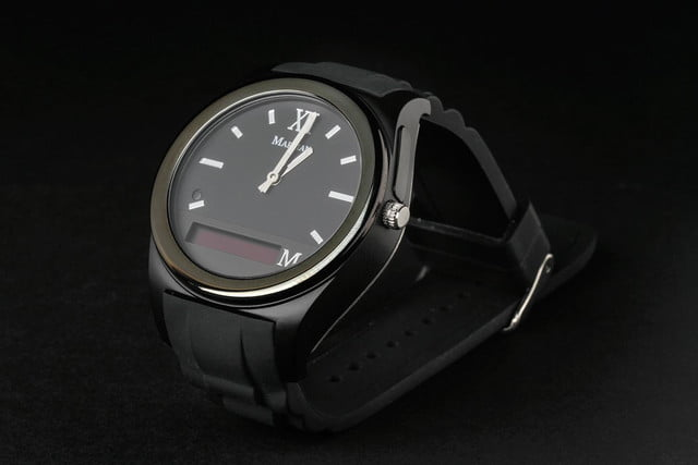 Martian Notifier Watch review side 1