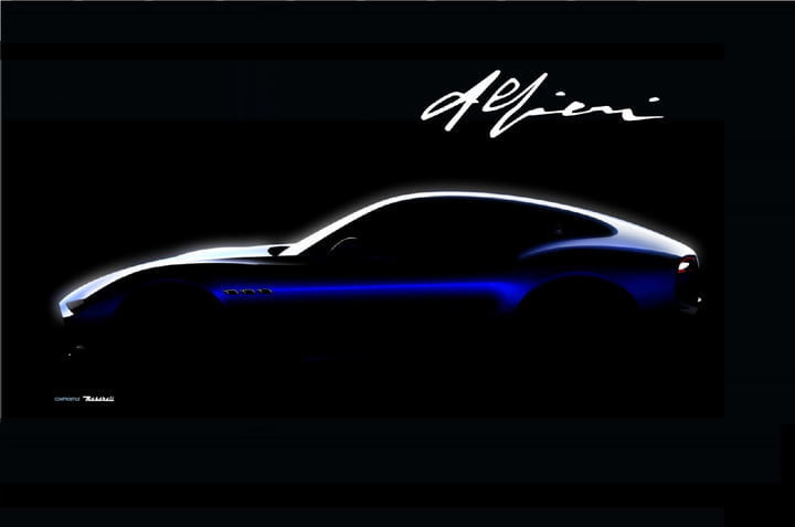 Maserati is prepared to fight for a piece of the electrified supercar segment
