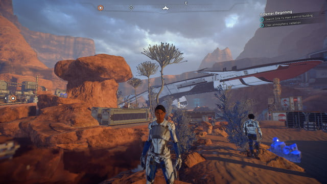 mass effect andromeda performance guide low preset