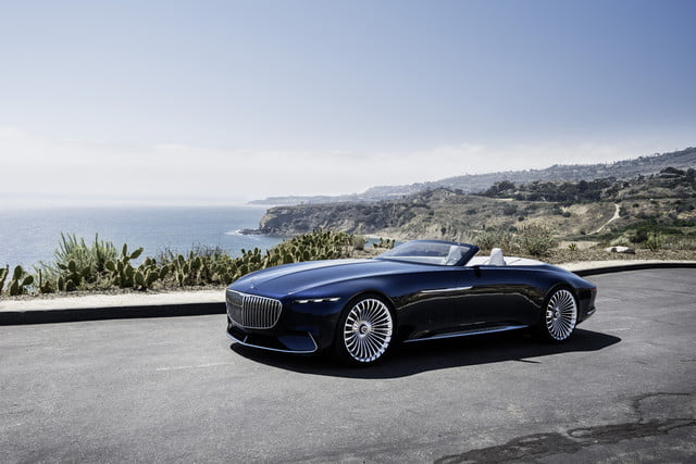 vision mercedes-maybach 6 cabriolet | pictures, specs, range, price