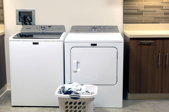 Maytag Dryer MEDB755DW