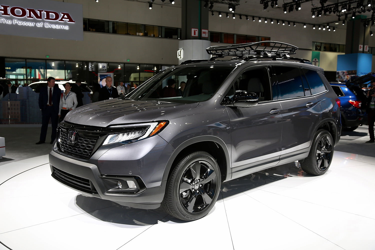 2019 Honda Passport Debuts At 2018 Los Angeles Auto Show Digital