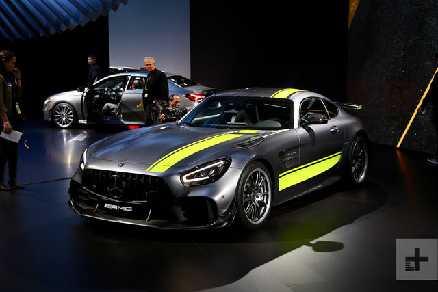 mercedes amg gt lineup gets new tech features r pro model mb 1