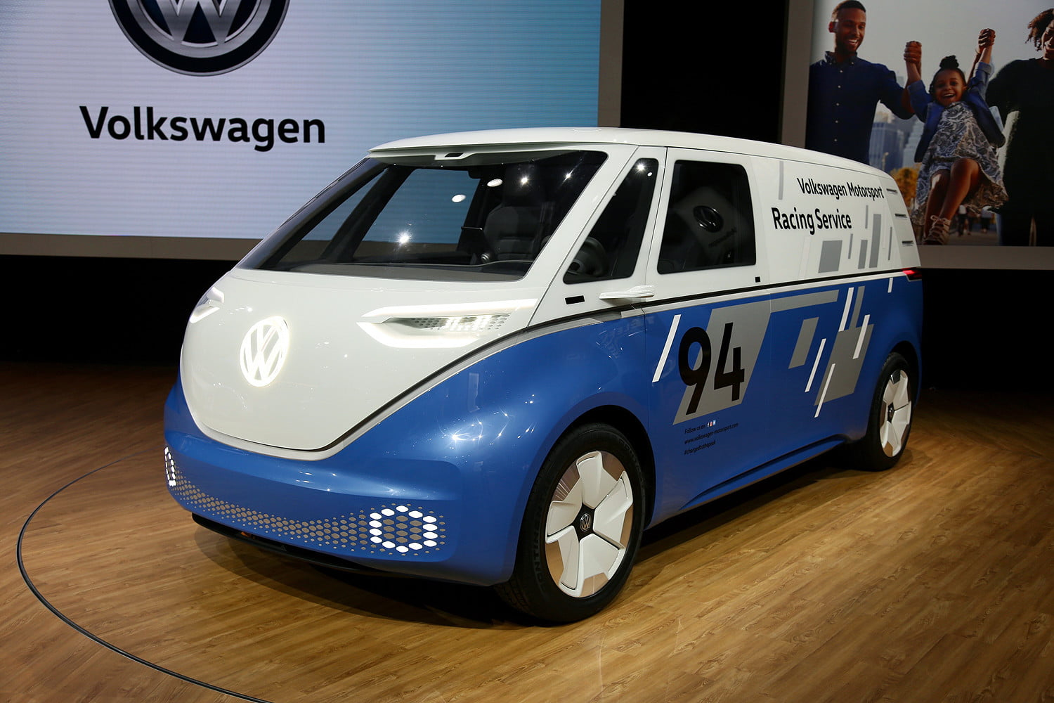 94598eae45 Volkswagen ID Buzz Cargo Will Report for Delivery Duty in 2022 ...
