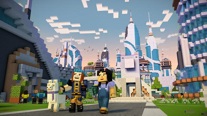 Minecraft: Story Mode Season 2 (Episode 1) Review | Digital Trends