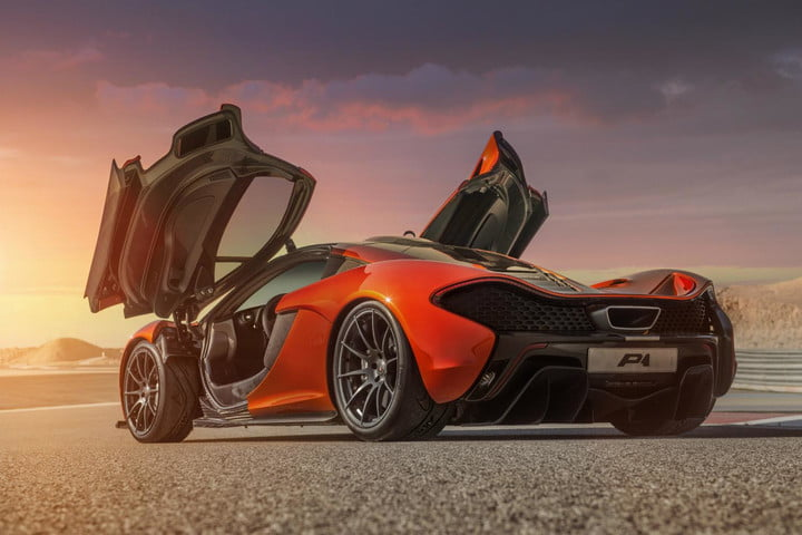 2017 Mclaren P15 The Next Hybrid Hypercar From The British Brand