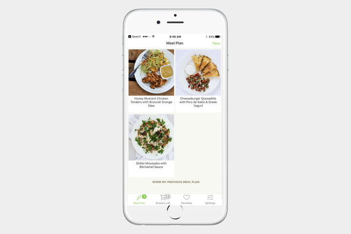 Best meal planning apps to save time or lose weight digital trends mealime forgive the play on words is designed around planning family or meals for guests the easy way you can create profiles of everyone you are cooking forumfinder Choice Image