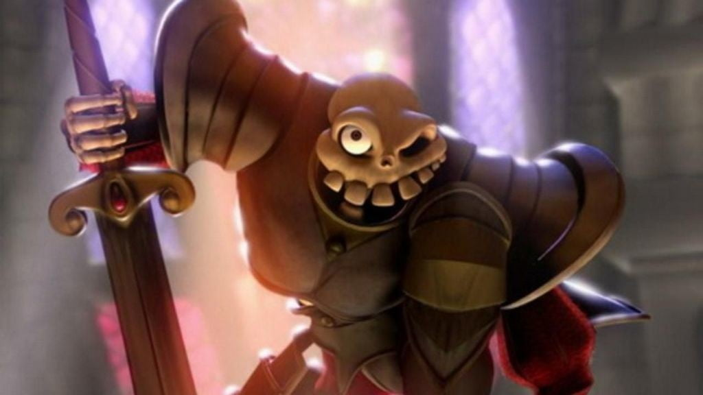 Sony Announces 4k Remaster Of Ps1 Cult Classic Medievil Digital