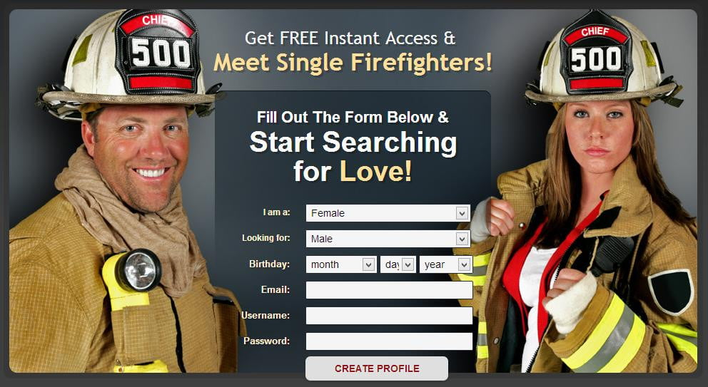 Dating apps for firefighters