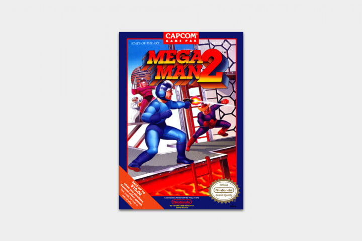 best nes games ever mega man 2 cover