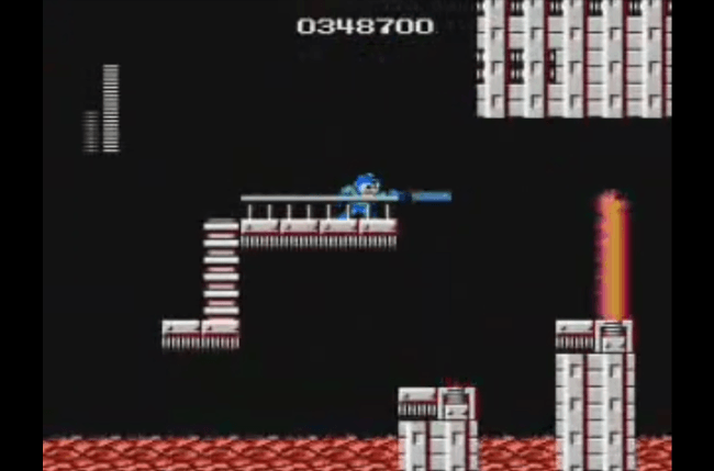 best nes games ever mega man screen 2