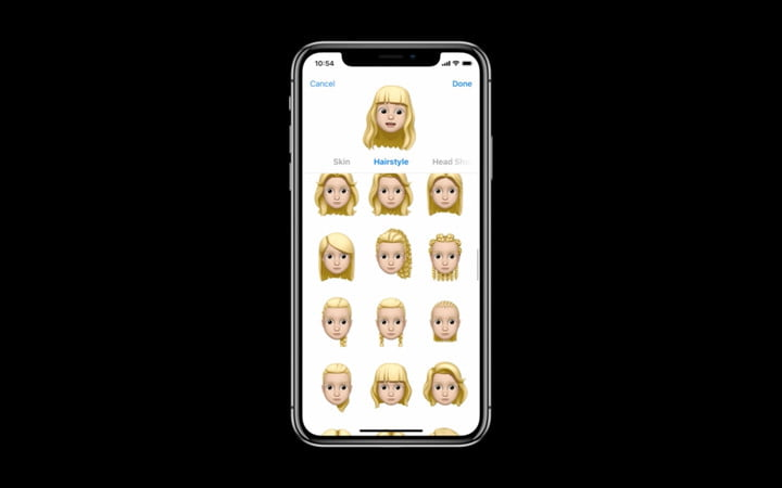 ios 12 features release date memoji