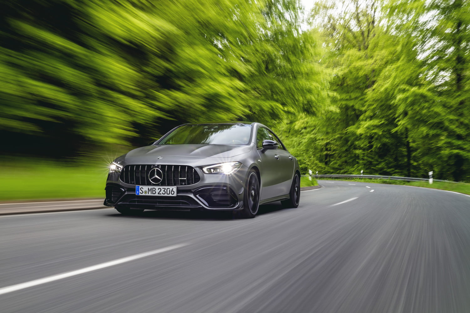 Mercedes-Benz Shows Off 2020 CLA With Design-Led Styling, More Tech