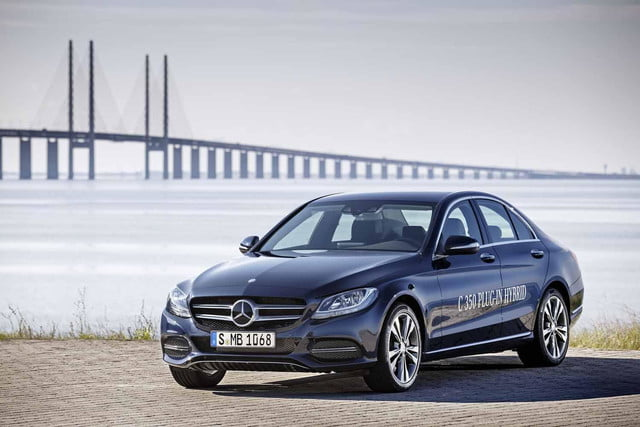 Mercedes Benz C350 Plug In Hybrid
