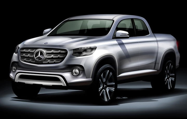 Mercedes-Benz Mulls Selling Pickup Truck in the US | Digital Trends