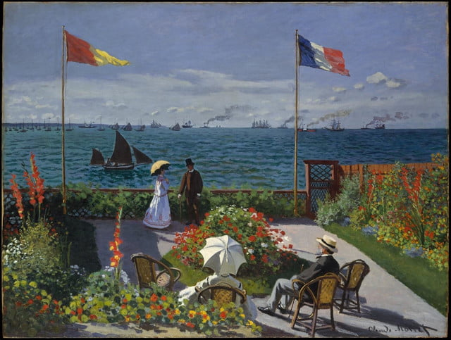 metropolitan museum art puts 400000 high res images free download met oasc monet