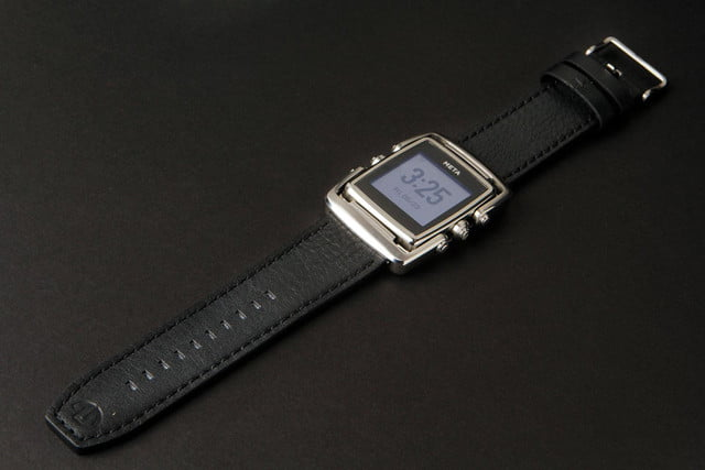 META Watch front angle
