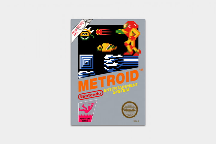 best nes games ever metroid cover